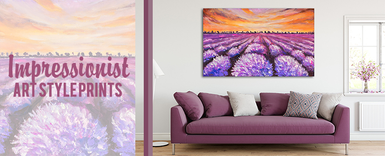 Impressionist Wall Art For Bedroom Designs