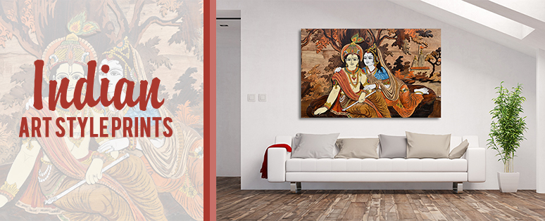 Indian Art Style Prints And Wall Hangings Sydney
