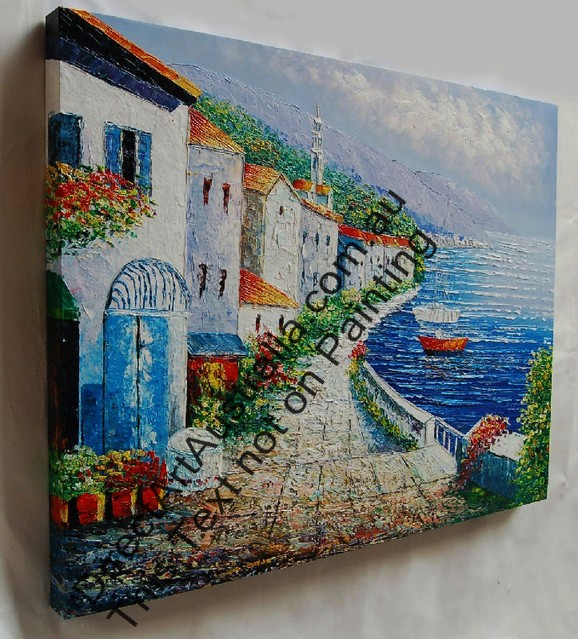 Mediterranean Artwork Paintings Prints Online