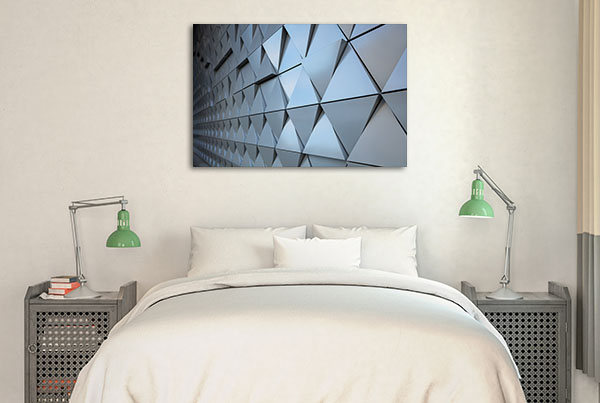 Abstract Architectural Detail Prints Canvas