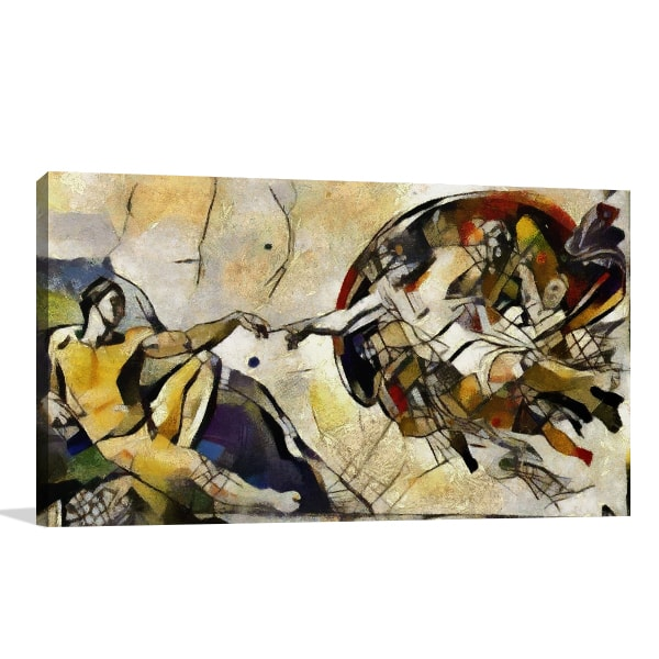 Adam Fresco Print Artwork