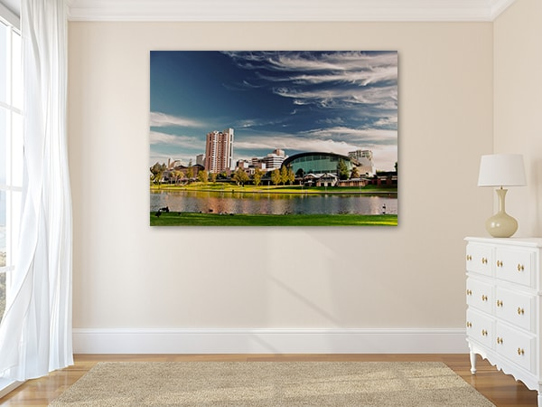 Adelaide City Print Artwork