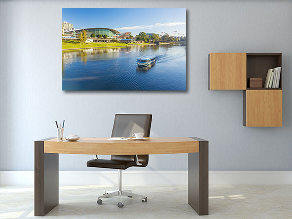 Adelaide City River Canvas Prints