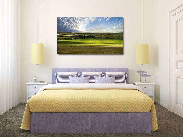 Adelaide Cloudy Day Canvas Art
