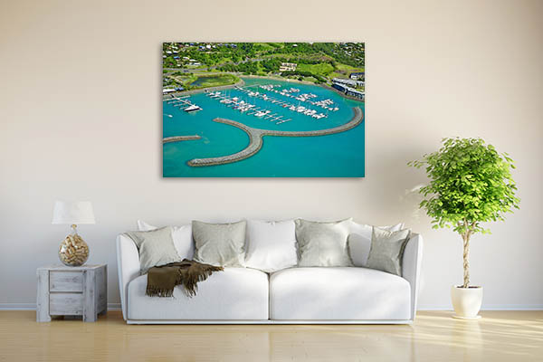 Airlie Beach Whitsunday Canvas Prints