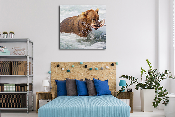 Alaska Bear Artwork