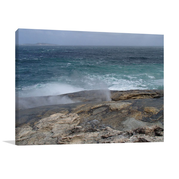 Albany Art Print Perth Blow Holes Wall Art