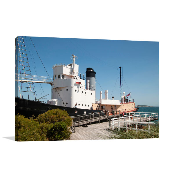 Albany Art Print Perth Whaling Boat Canvas Prints