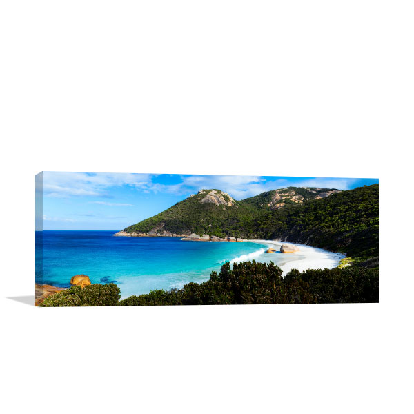 Albany Art Print Two Peoples Bay Canvas Art