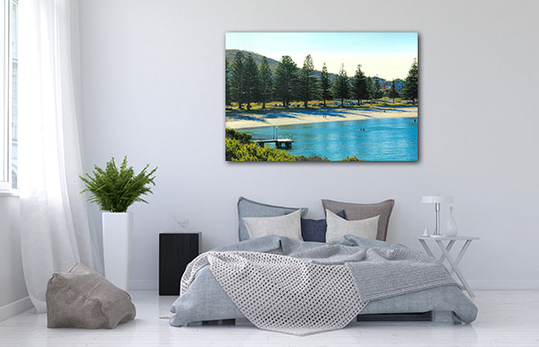 Albany Ocean Prints Canvas