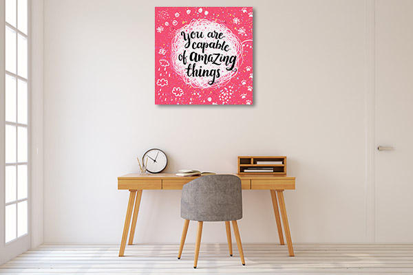 Amazing Things Canvas Prints
