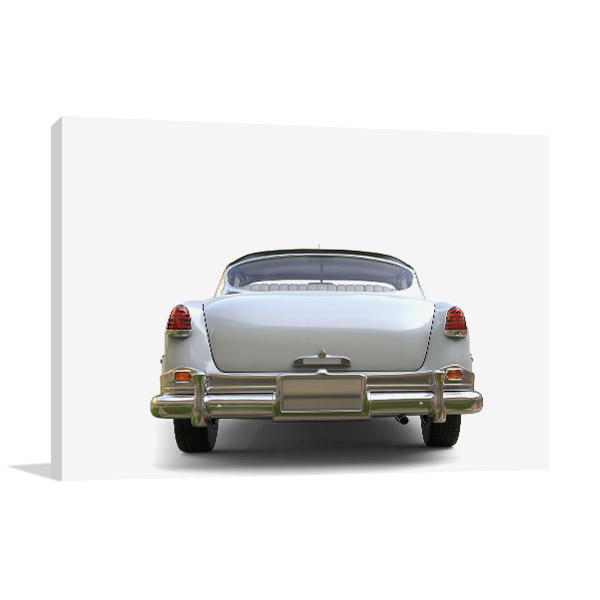 Amazing Vintage Car Artwork