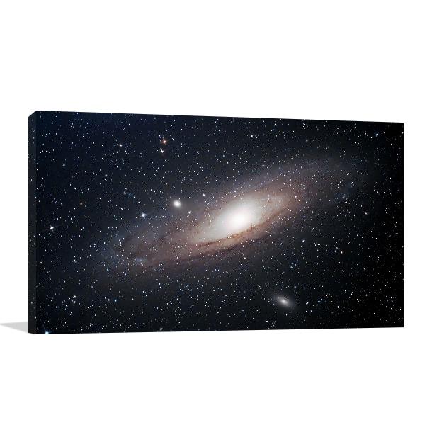 Andromeda Galaxy Print Artwork