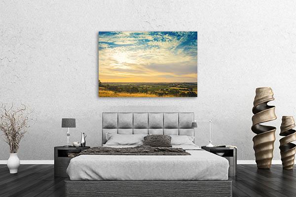 Angaston Barossa Valley Print Art Canvas