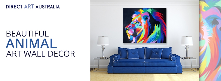 Beautiful animal art can lift the energy in any room choose from our large gallery of handpainted art