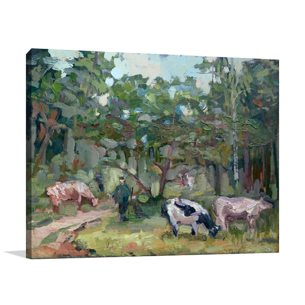 Animal Farm Canvas Prints