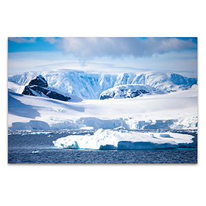 Antarctica Canvas Art Print