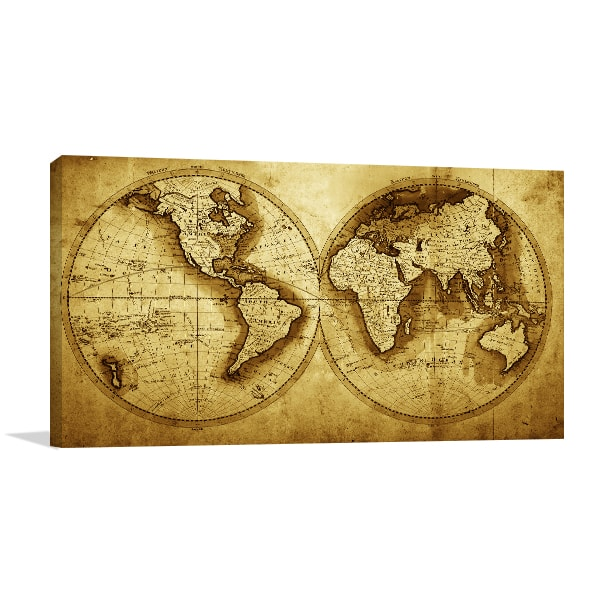 Antique Journey Wall Art