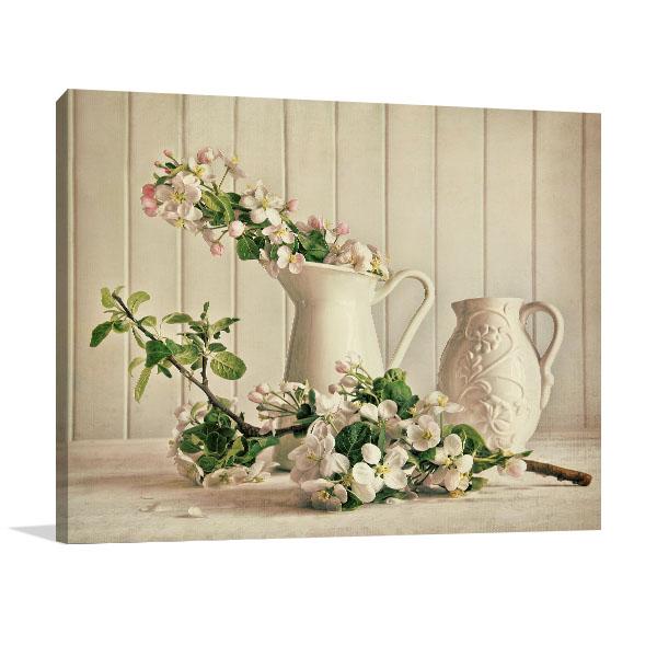 Apple Blossom Canvas Art Prints
