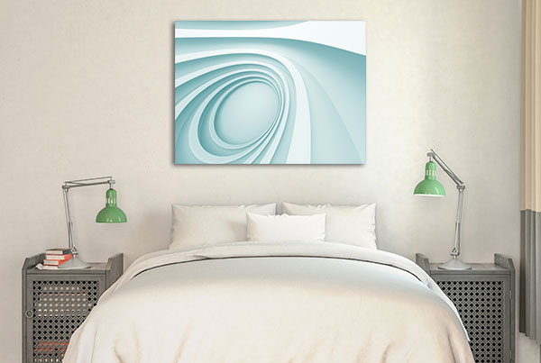 Architecture Background Canvas Art
