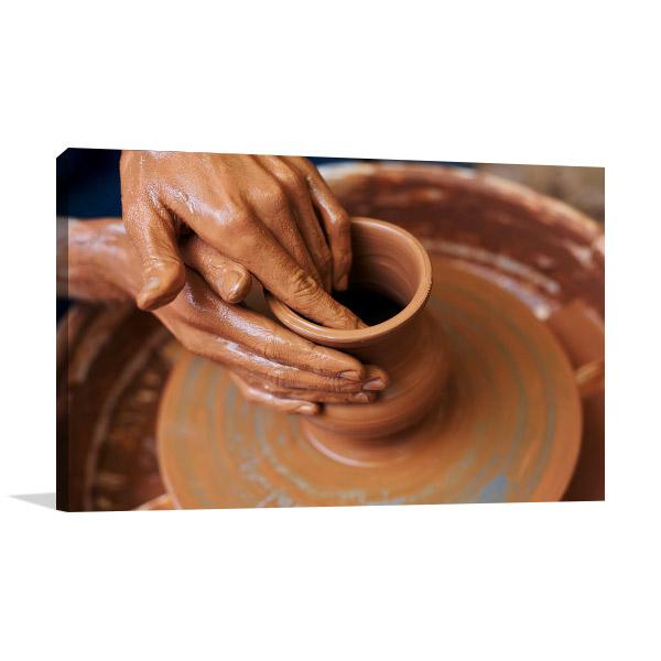 Art Of Pottery Artwork