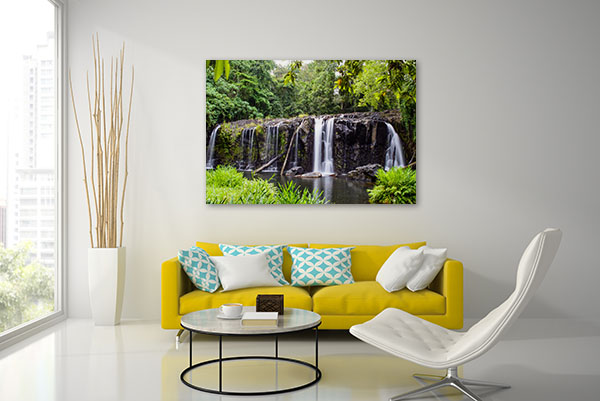 Atherton Wallicher Falls Print Artwork