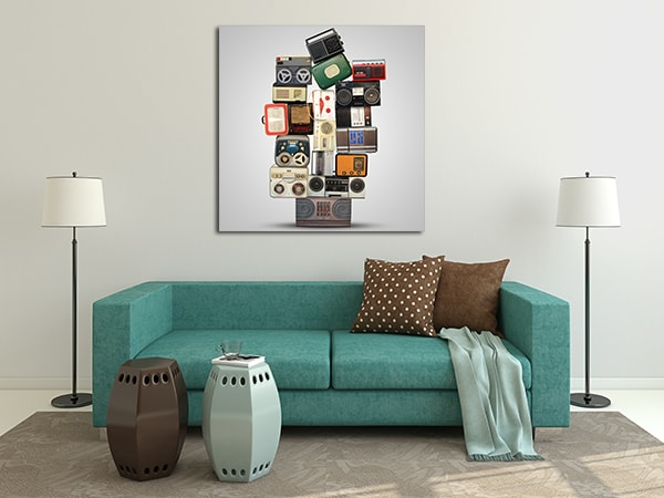 Audio Recorder Art Prints