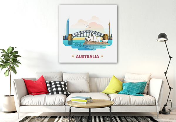 Australia Country Art Prints