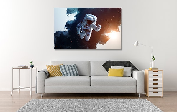 Austronaut Wall Art