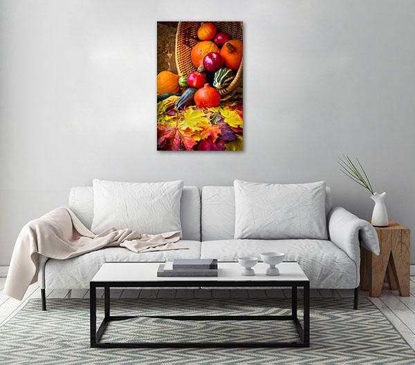 Autumn Fruits Wall Art