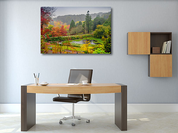 Autumn Landscape Adelaide Prints Canvas