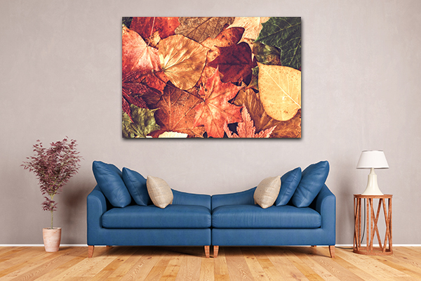 Autumn Leaves Art Prints