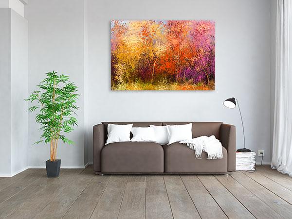 Autumn Season Canvas Prints