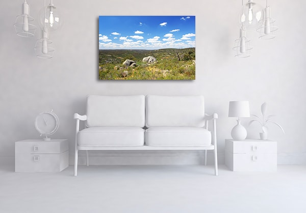 Avon Valley Perth Prints Canvas