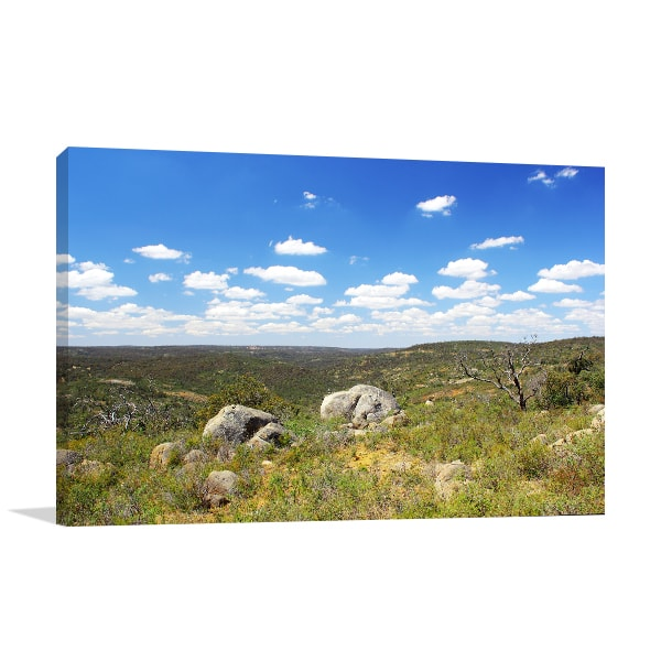 Avon Valley Perth Canvas Art Prints