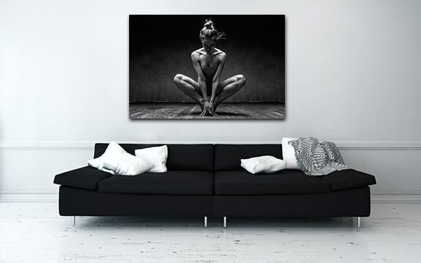 Ballet Dancer Wall Art