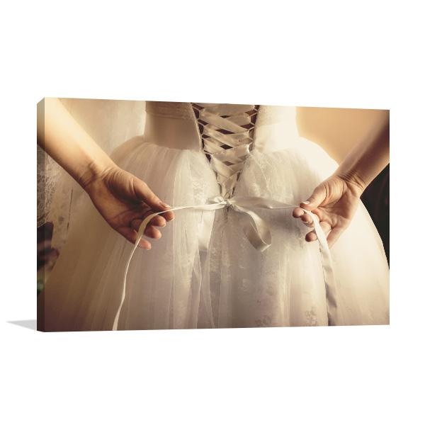 Ballet Dress Art Prints