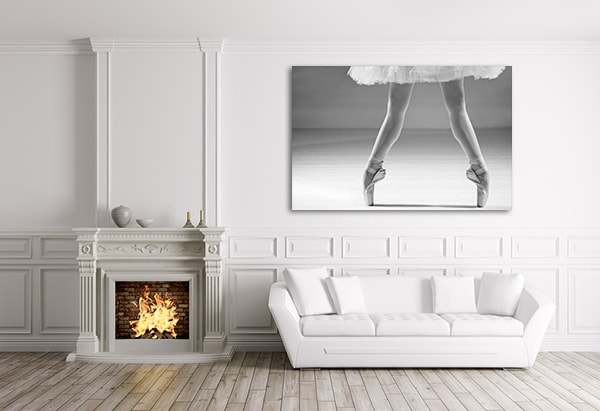 Ballet Shoes Art Prints