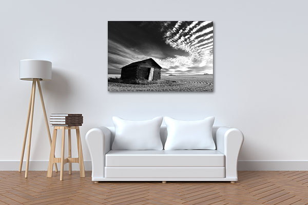 Barnhouse Alone Wall Art