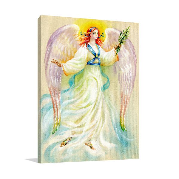 Beautiful Angel Print Artwork