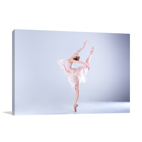 Beautiful Ballerina Art Prints