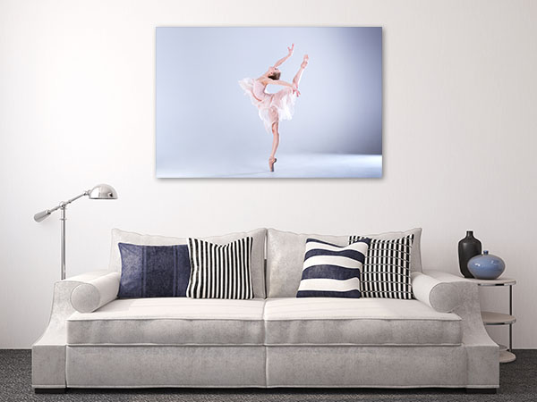 Beautiful Ballerina Prints Canvas