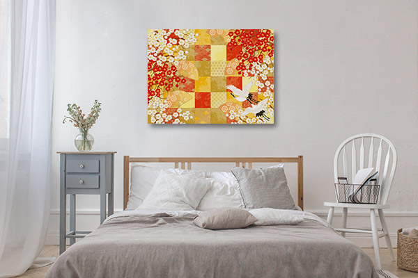 Beautiful Congratulations Canvas Prints