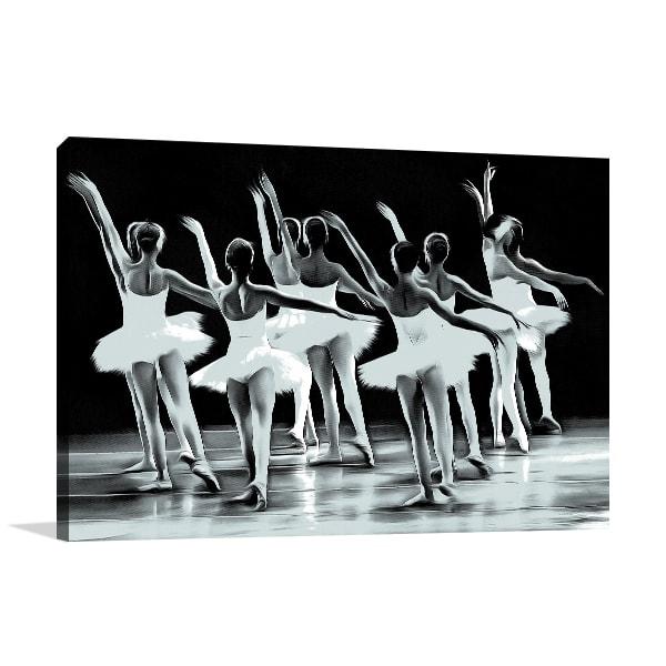 Beautiful Dancers Artwork