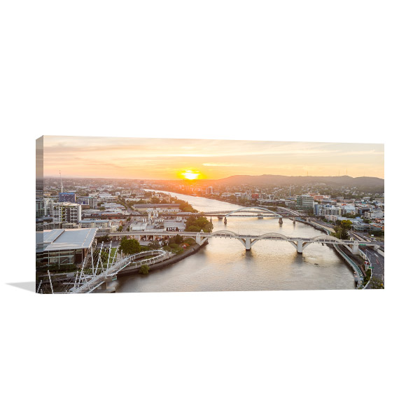 Beautiful Panorama Canvas Art