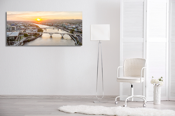Beautiful Panorama Canvas Prints