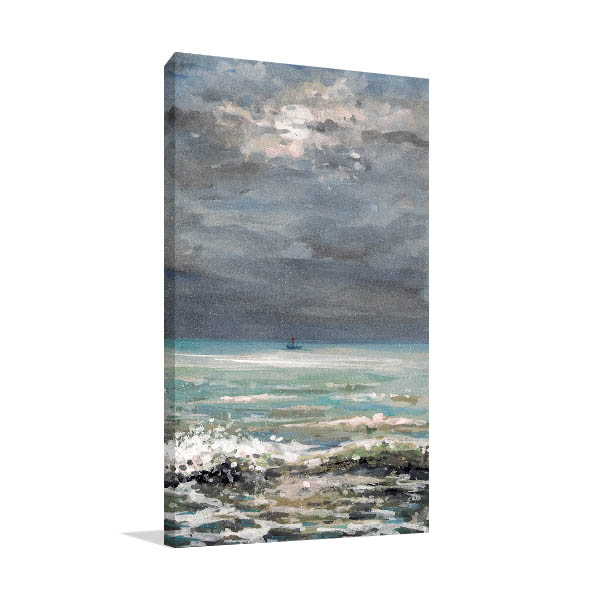 Before Storm Canvas Art Prints