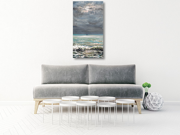 Before Storm Prints Canvas