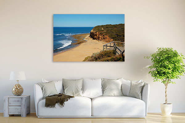 Bells Beach Art Print Great Ocean Road Print Wall Art