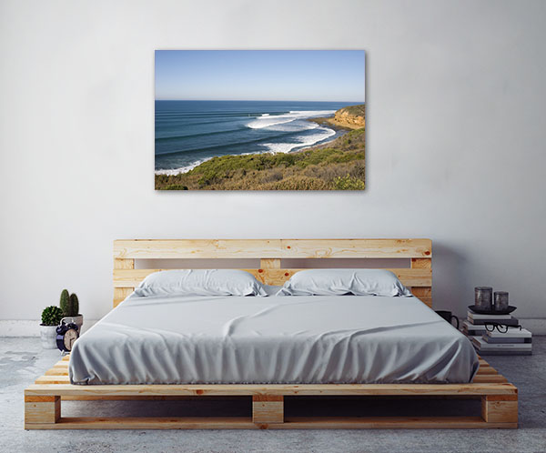 Bells Beach Art Print Surf and Wave Photo Wall Arts